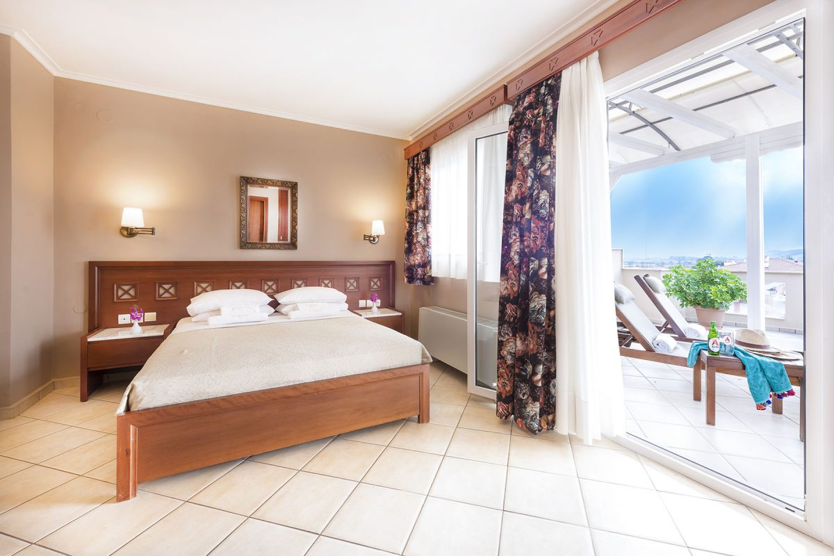 νέοι πόροι πιερία διαμονή - Evdion Hotel