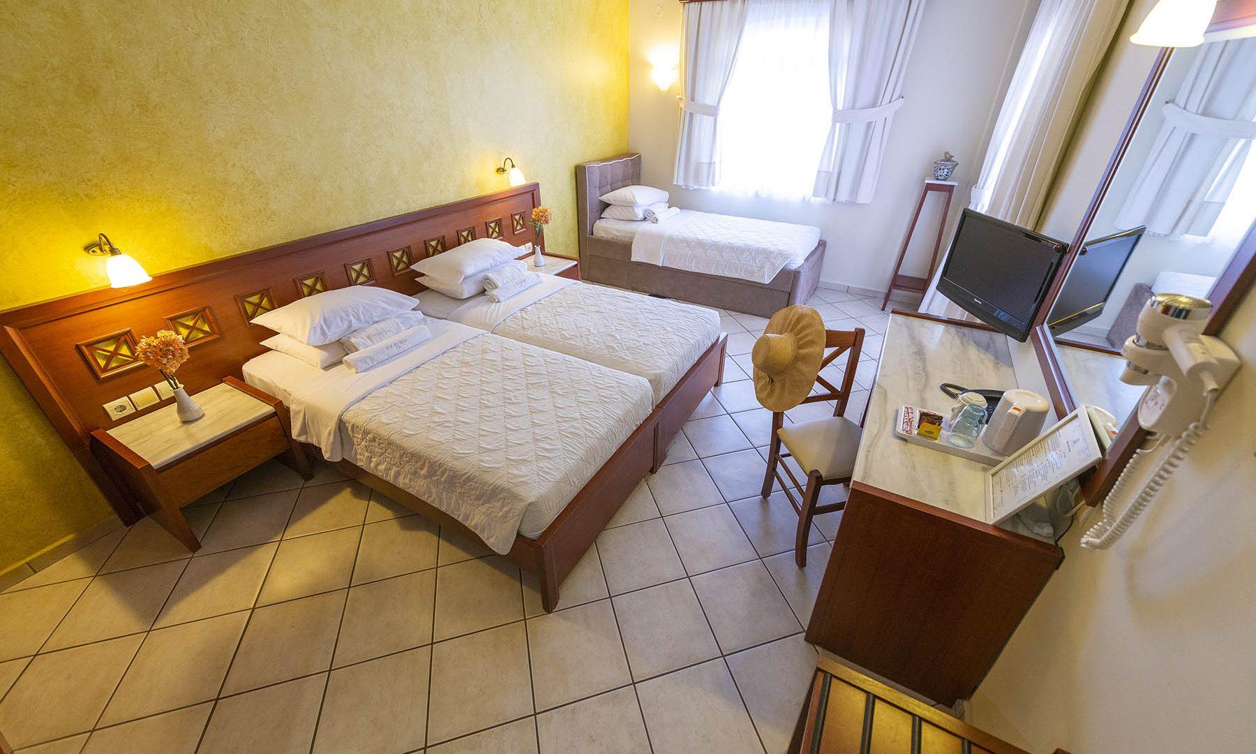 zimmer pieria griechenland- Evdion Hotel