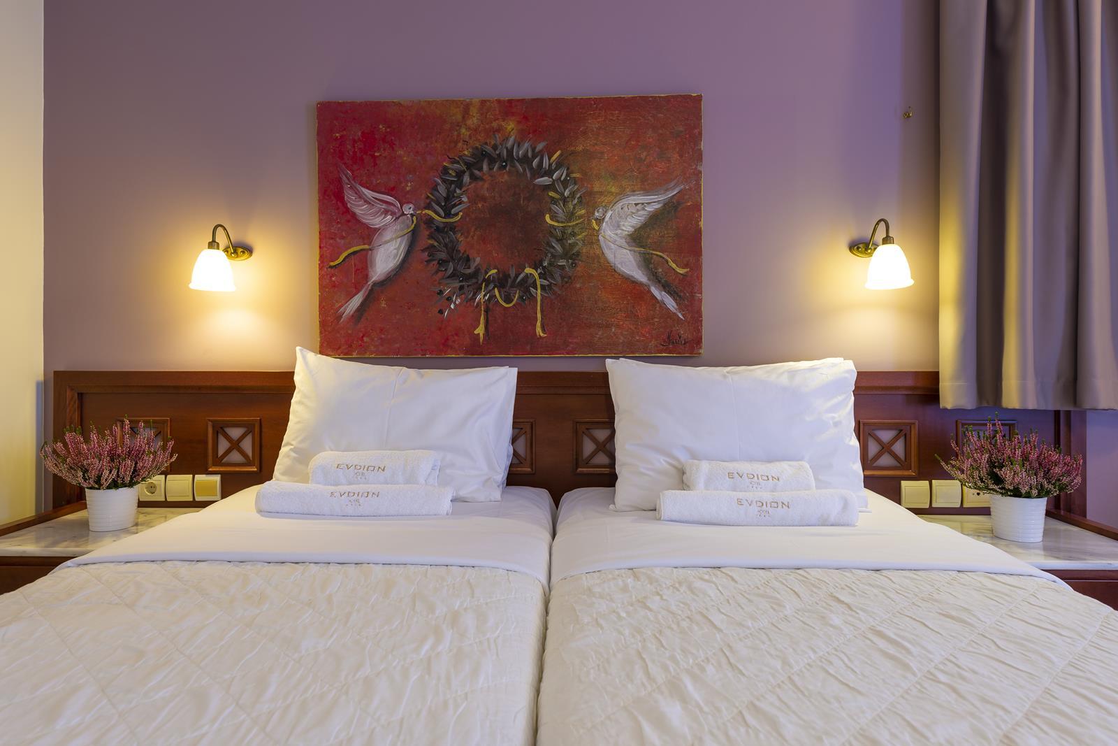 Nei Pori Pieria unterkünft - Evdion Hotel