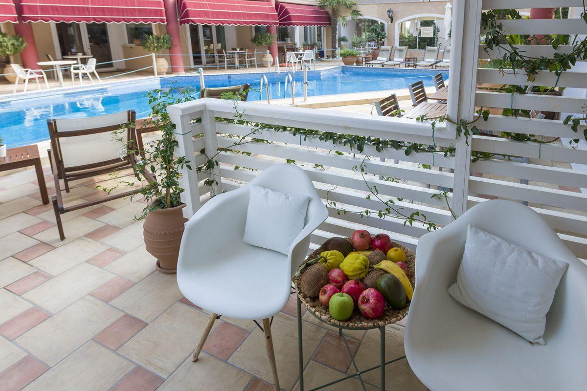 Accommodation in Nei Pori - Evdion Hotel