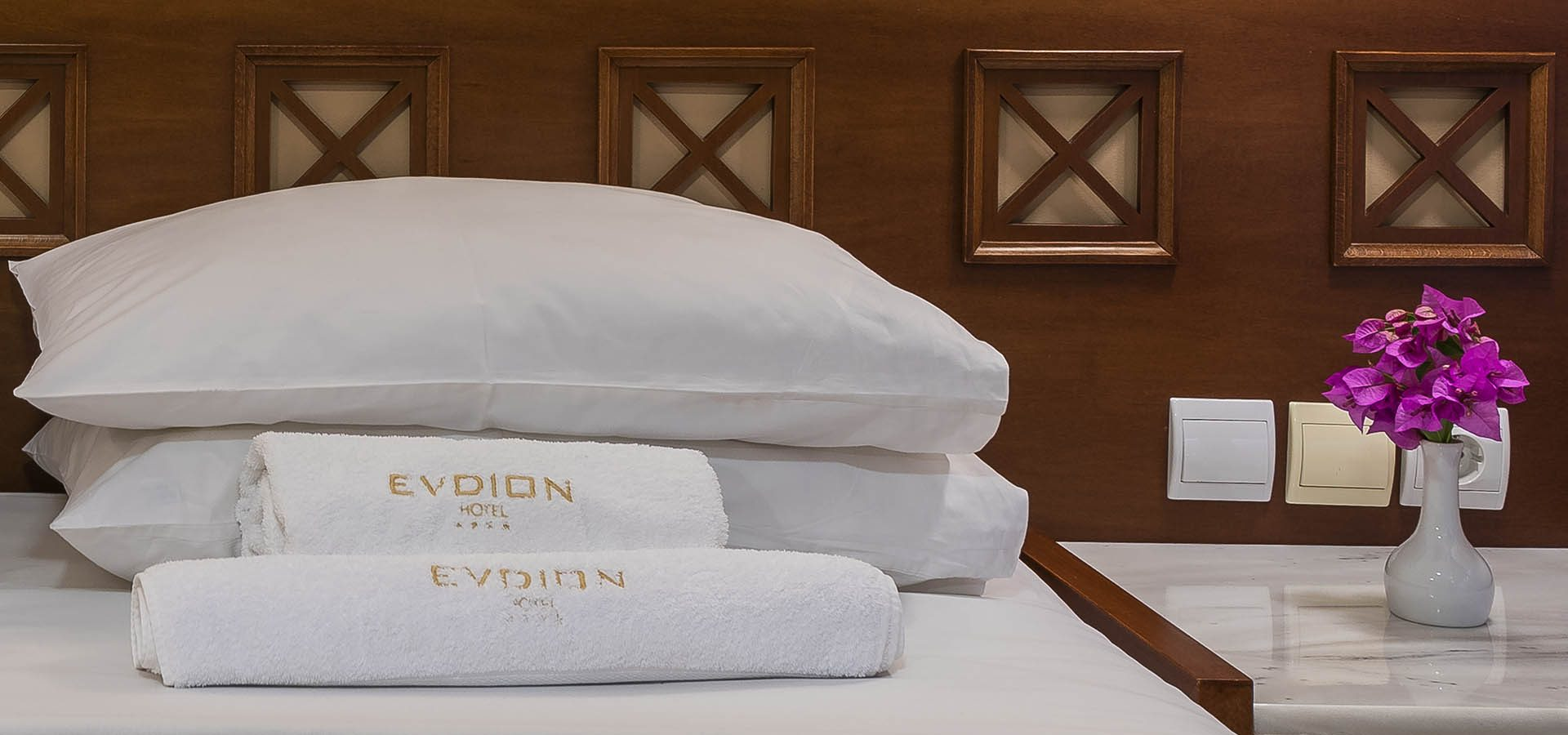 pieria hotel offers - Evdion Hotel