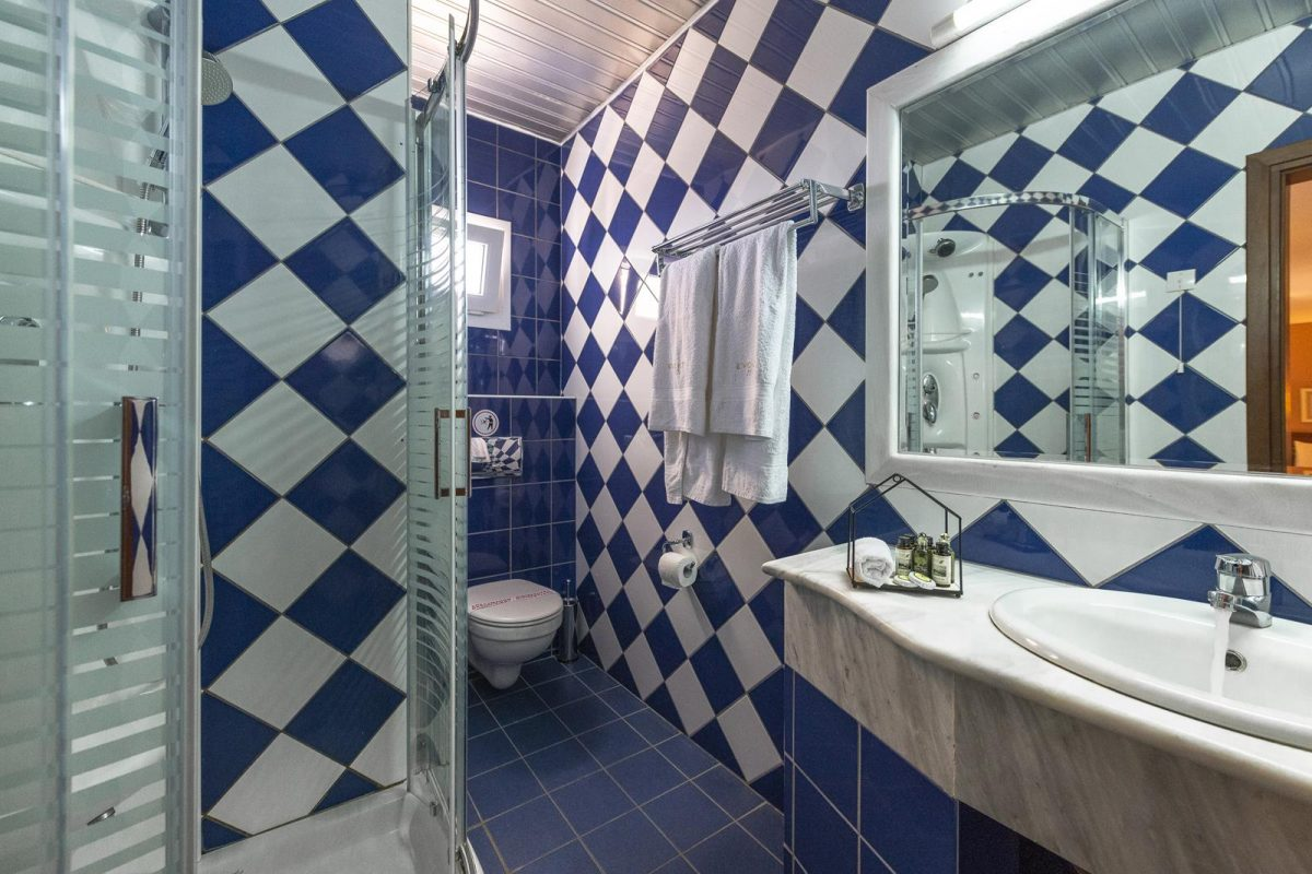 Accommodation in Nei Pori Pierias- Evdion Hotel
