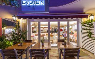 pieria hotel Nei Pori - Evdion Hotel