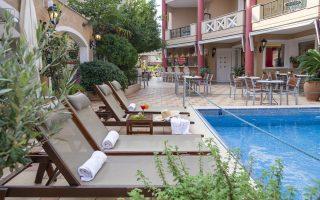 pieria hotel griechenland - Evdion Hotel