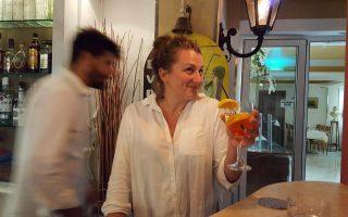 restaurant pieria griechenland- Evdion Hotel