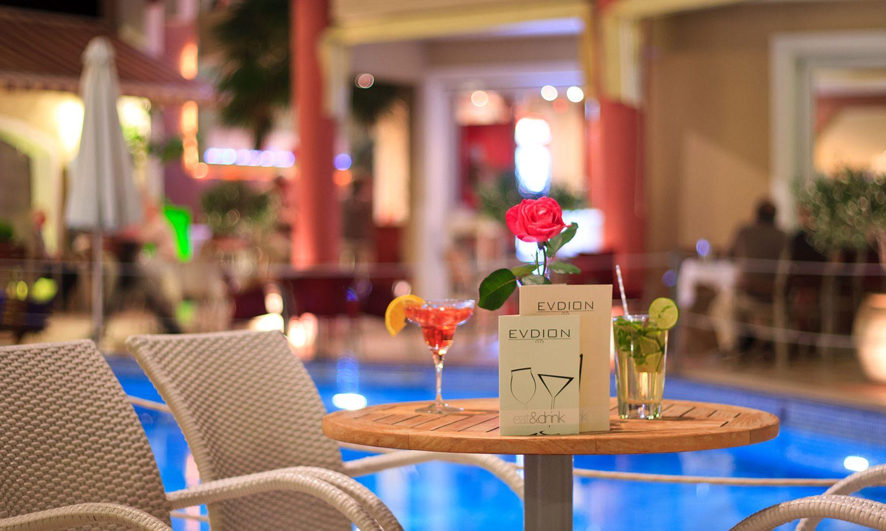 hotel pieria griechenland- Evdion Hotel