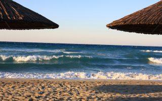 beaches in pieria - Evdion Hotel