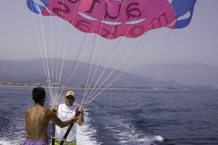 Aktivitäten in Pieria