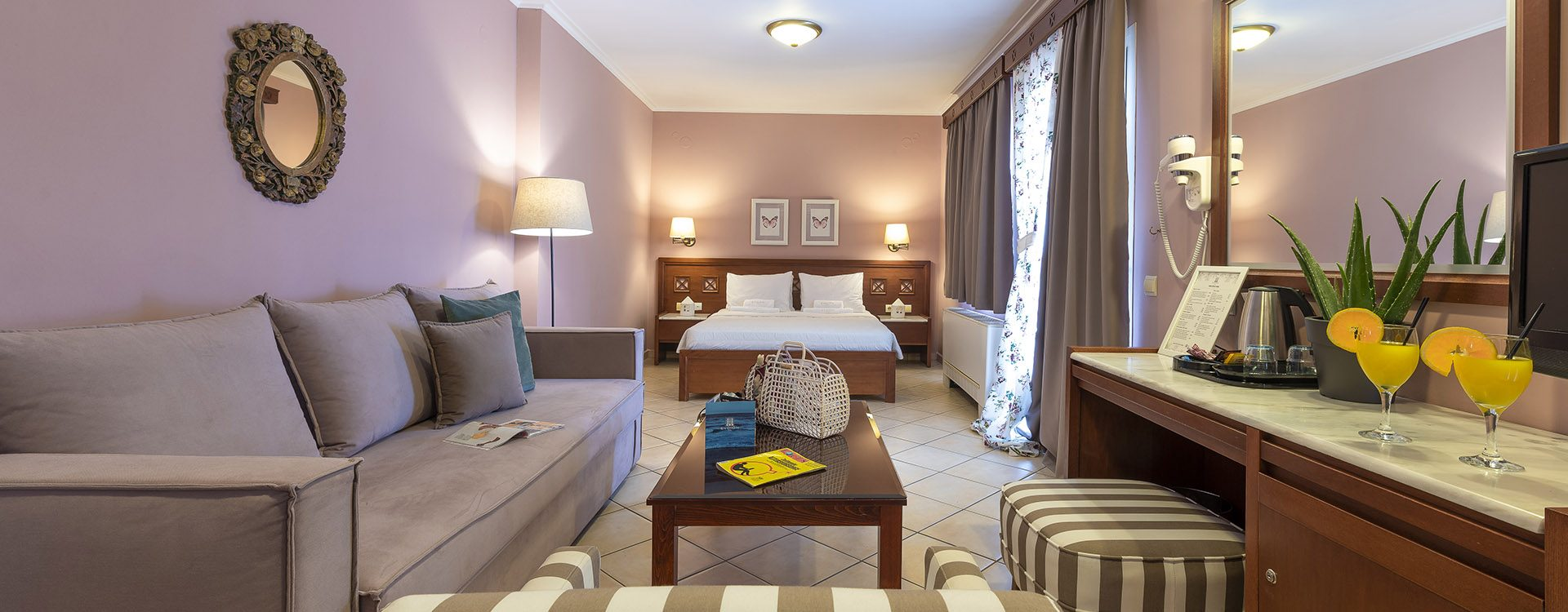 pieria hotels - Evdion Hotel